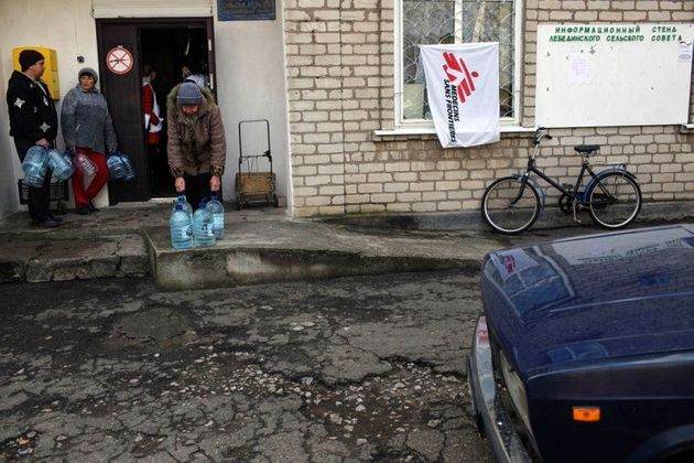 Ukrainians Caught Up In Conflict Struggle To Access Healthcare In Once Peaceful