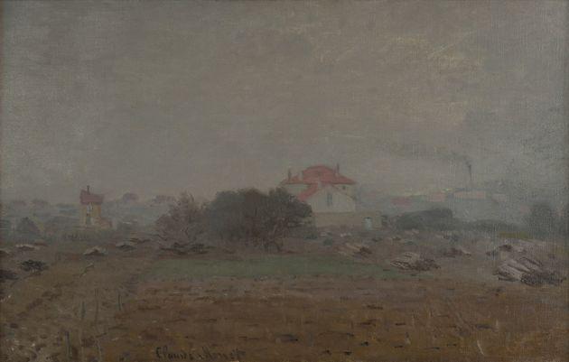 Ένας πίνακας του Monet που ήταν «χαμένος» από το 1895, βρέθηκε χάρη στο