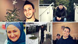 Christbaum, Plätzchen, Weihnachtsgans: Wie Muslime Heiligabend verbringen