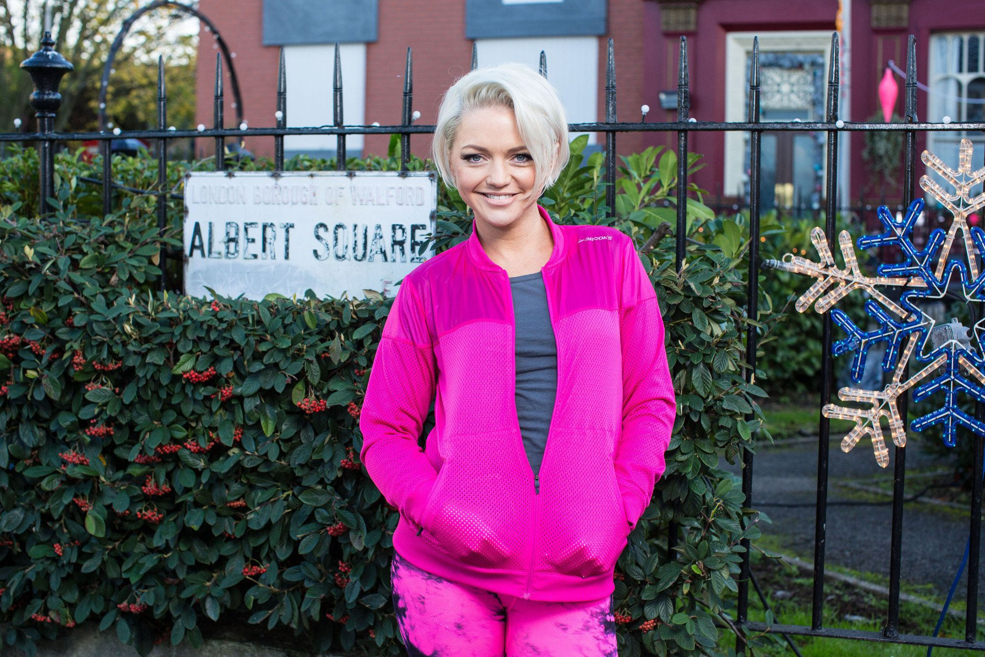 S Club 7's Hannah Spearitt Opens Up About 'EastEnders'