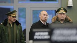 Διάγγελμα Πούτιν: Η Ρωσία δημιουργεί τον στρατό νέας γενιάς που θα είναι ο «απόλυτος ηγέτης» στον