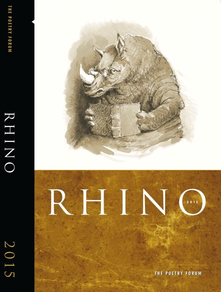 <strong>The Poetry Forum, Inc.</strong> was founded in 1976 as a poetry collective, and <em>RHINO Poetry</em> was started as