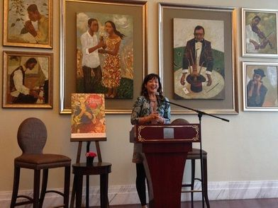 <strong>June 27, 2014 - Manila Book Launch: Authors in Residence Series at Writers' Bar,</strong>
