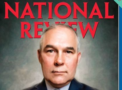 Scott Pruitt Lands A Second Fawning Conservative Magazine Profile