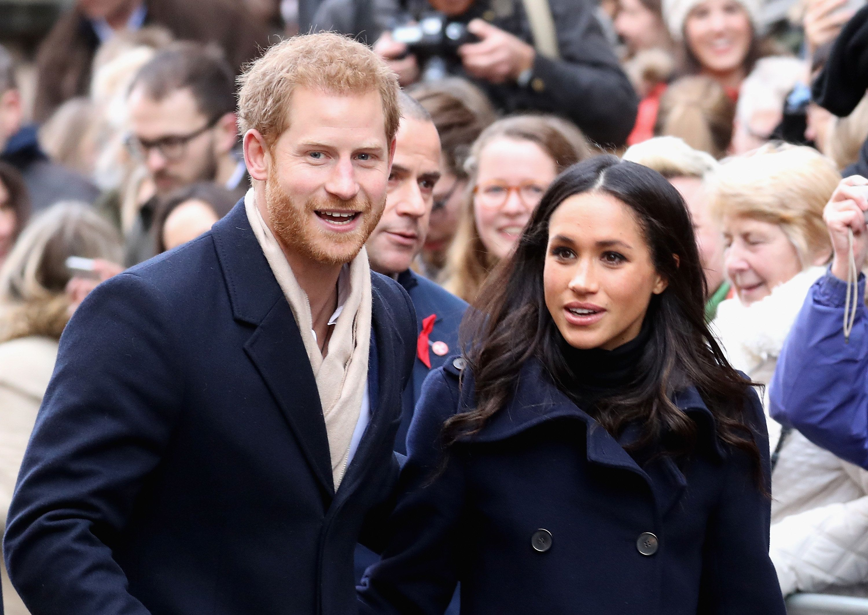 Royal Wears Racist Brooch to Queen's Christmas Lunch with Meghan Markle