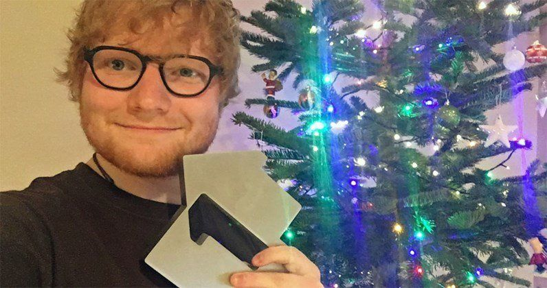 Christmas Number One 2017 Revealed, As Ed Sheeran Claims Festive Top Spot With