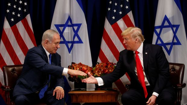 Trump's Deadly Embrace Of Israel