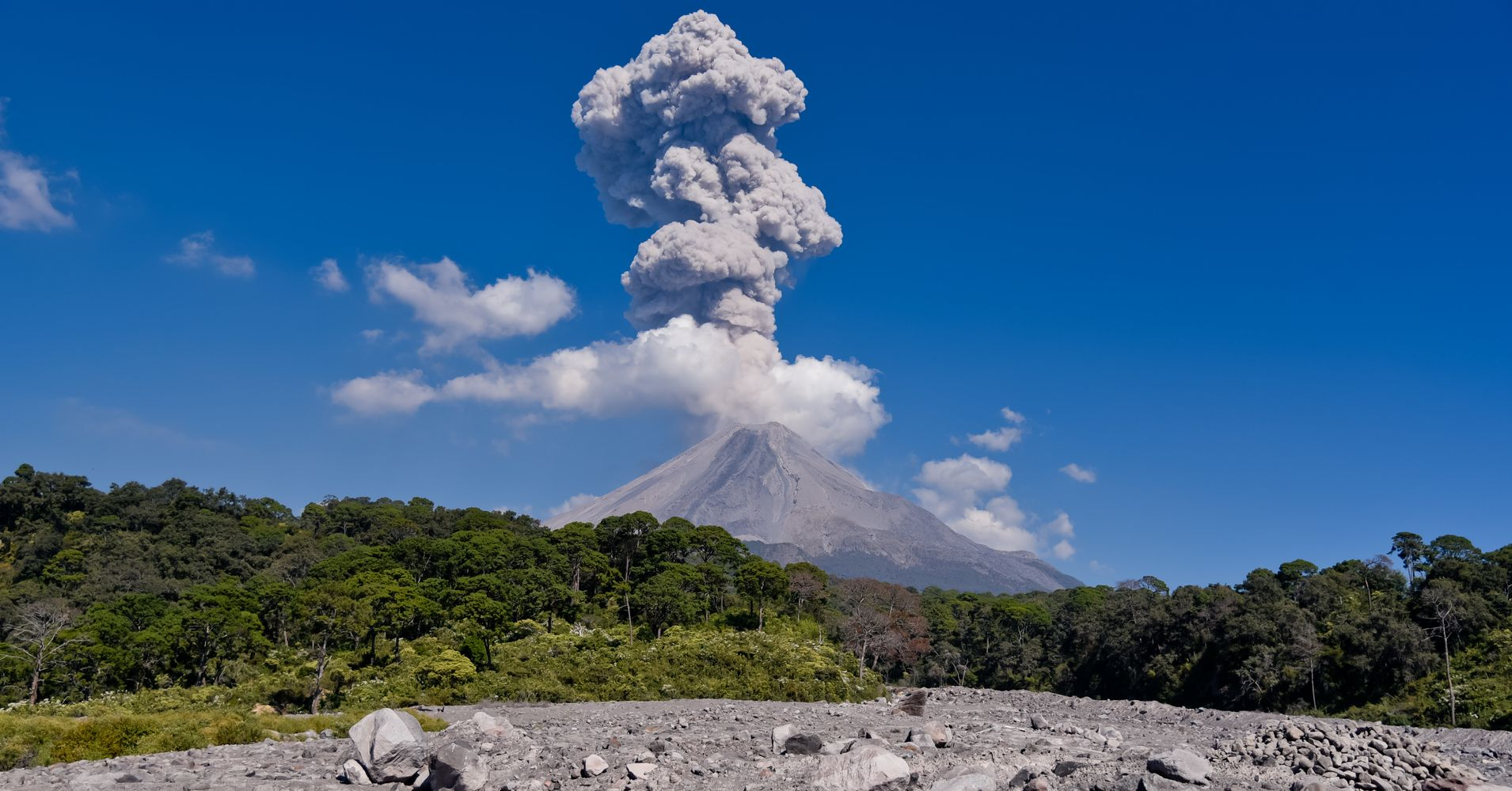 Climate Change Could Trigger More Volcanic Eruptions, Study Finds