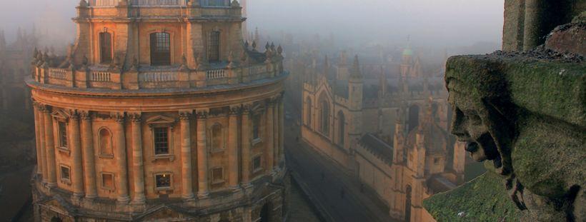 Oxford University, 2010.