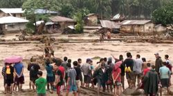At Least 90 People Reported Dead In The Philippines After Tropical Storm Triggers