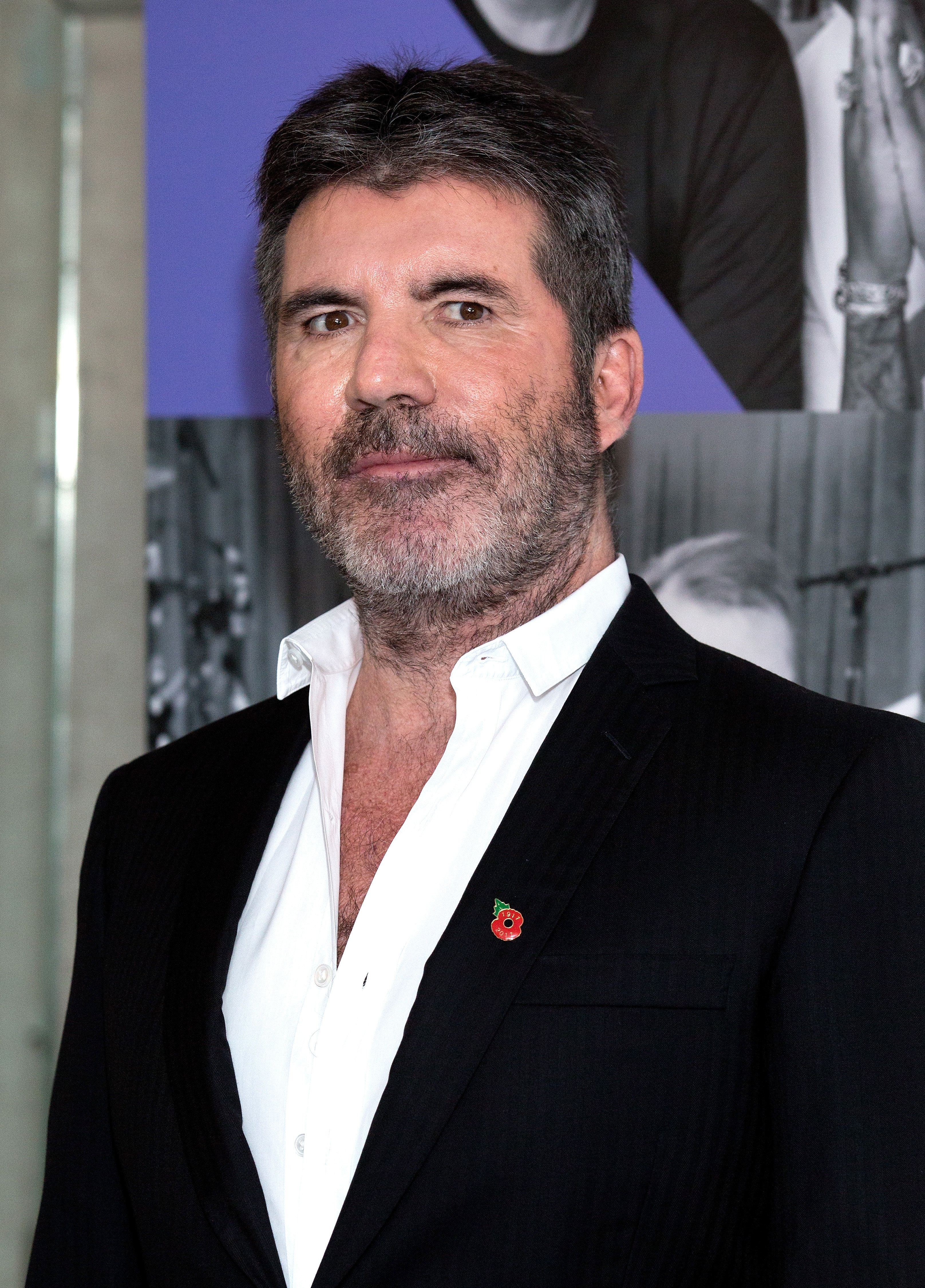 Simon Cowell Has A Rather Unconventional Approach To Christmas