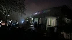 London Zoo Fire: More Than 70 Firefighters Tackle Blaze At Cafe And