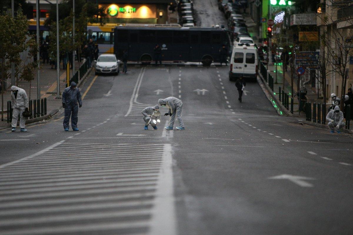 ΕΛΑΣ: «Καθαρό» το καλάσνικοφ των τρομοκρατών στο