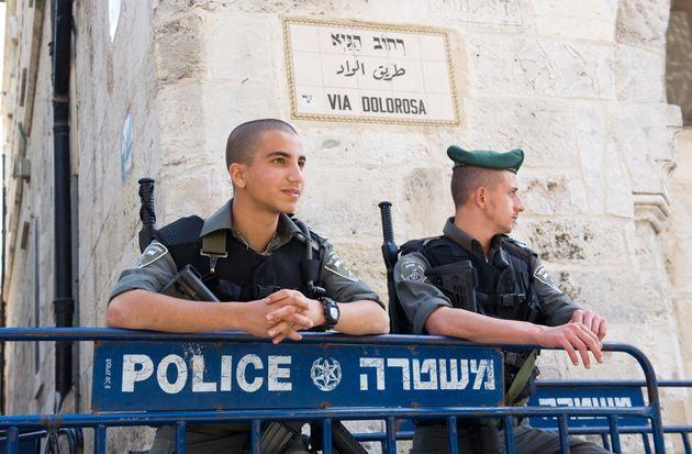 Ισραήλ: Σύλληψη τριών Τούρκων τουριστών στην