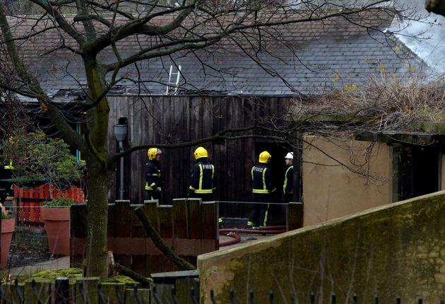 Πυρκαγιά στον ζωολογικό κήπο του Λονδίνου- τουλάχιστον ένα ζώο