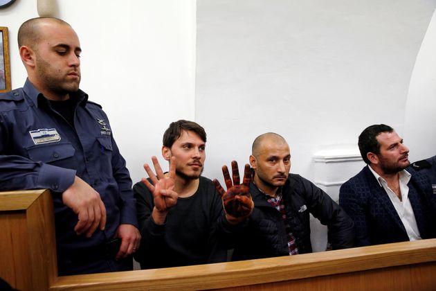 Ελεύθεροι αφέθηκαν οι τρεις Τούρκοι που συνελήφθησαν στην
