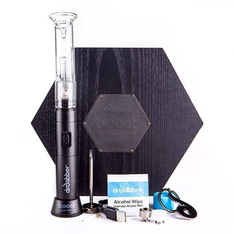 Dr. Dabber Boost: Black Edition