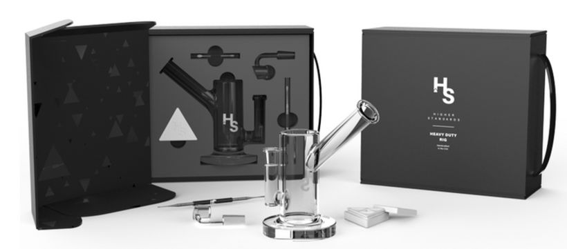 Higher Standards Heavy Duty Rig Kit