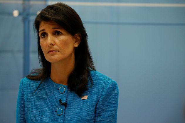 Ρώσοι φαρσέρ πείθουν την πρέσβη των ΗΠΑ στον ΟΗΕ να τοποθετηθεί για την ρωσική εμπλοκή σε μια...χώρα...