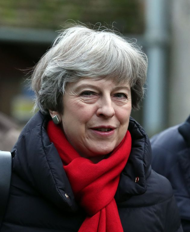 Prime Minister Theresa May has urged Britons to take pride in the country's Christian heritage...