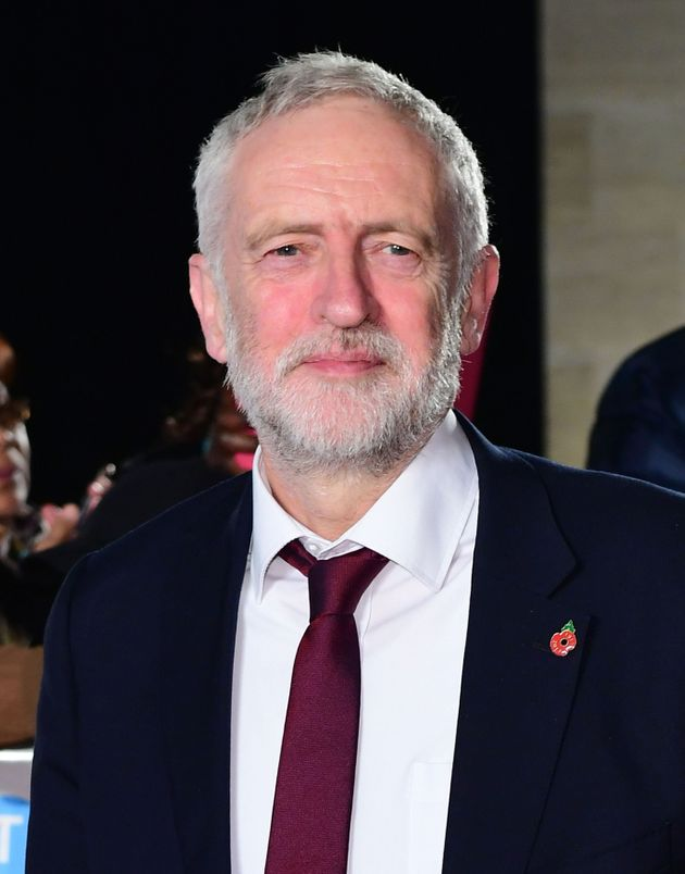 Labour leader Jeremy Corbyn emphasised a message of