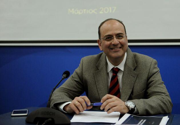 Λαζαρίδης: «Το 2018 οι Έλληνες θα βάλουν τέλος στον λαϊκισμό, το διχασμό και τη