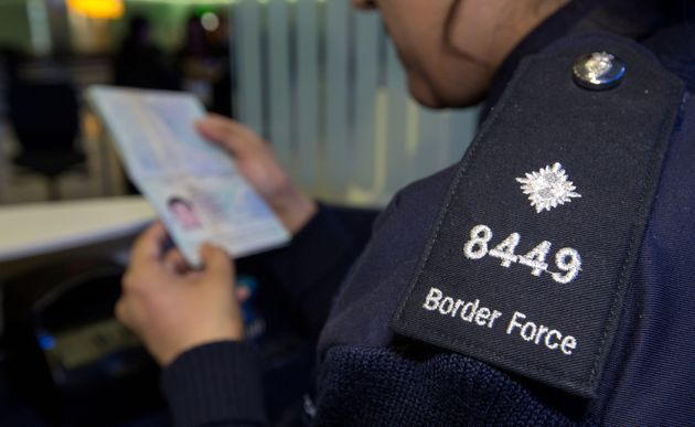The ideawill also generate cash to invest in faster and more automated border checks to 'minimise...