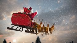 White Christmas 'Quite Likely' For Some Parts Of The