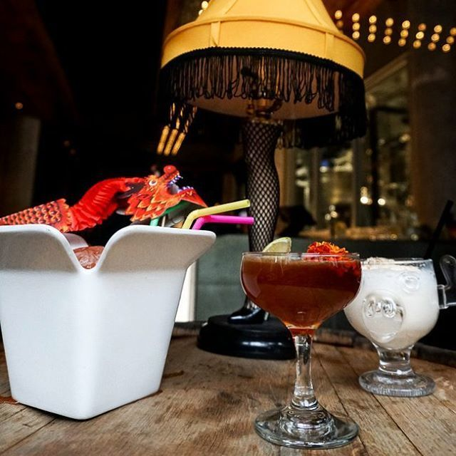 CH Distillery's annual <em>Christmas: A Cocktail Story</em> themed drinks an homage to the movie <em>A Christmas Story.</em>