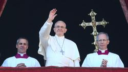 Pope Francis Calls For Two-State Solution For Palestine And Israel In Christmas