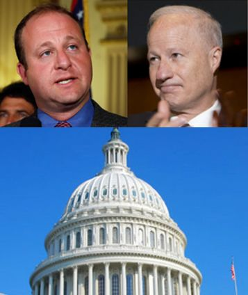 Representatives Polis and Coffman: co-founders of the IHW Congressional Caucus