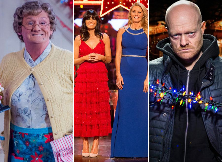 Who Topped The Christmas Day TV