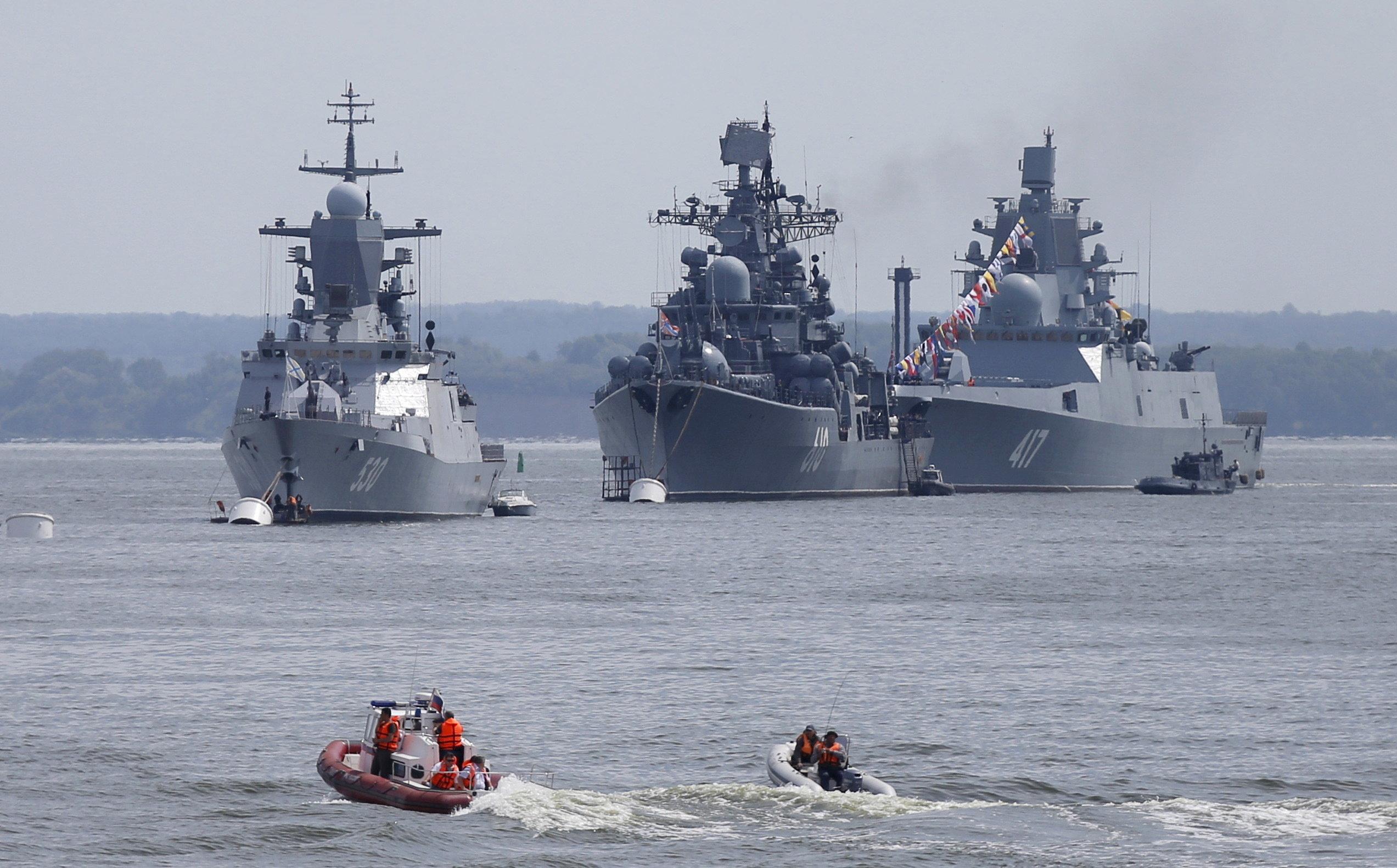 Großbritannien wegen erhöhter Aktivität russischer Marine nahe Staatsgrenzen besorgt