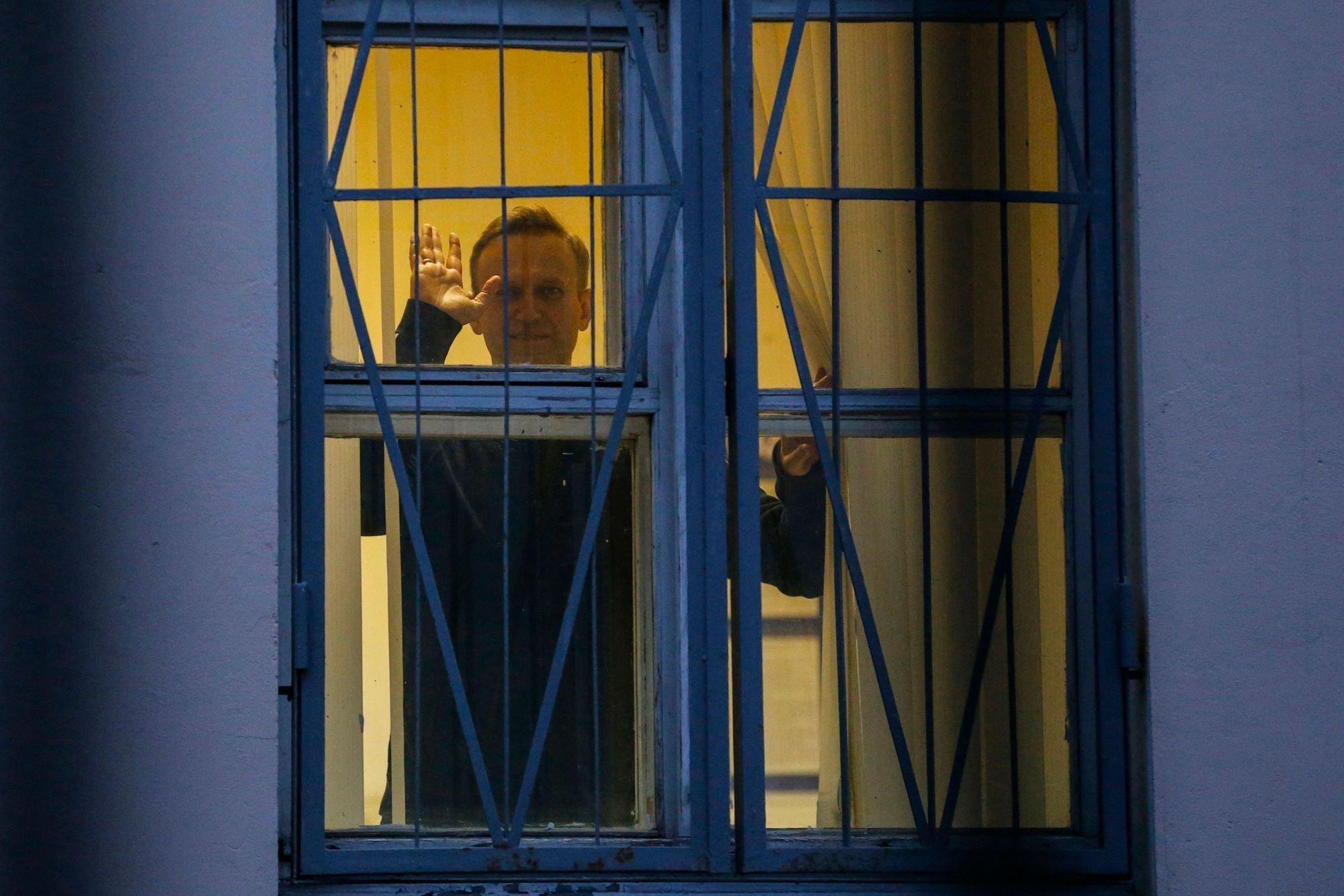 ΕΕ: Η απόρριψη της υποψηφιότητας του Αλεξέι Ναβάλνι εγείρει σοβαρές αμφιβολίες για τον πολιτικό πλουραλισμό στη