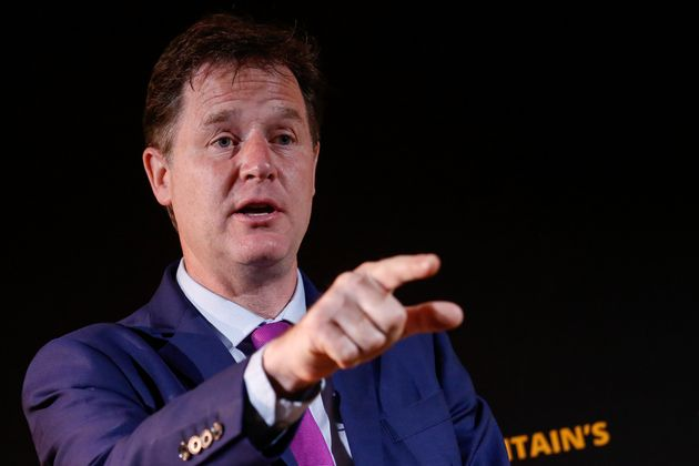 Reports say Nick Clegg is set to receive a knighthood in the New Year's honours