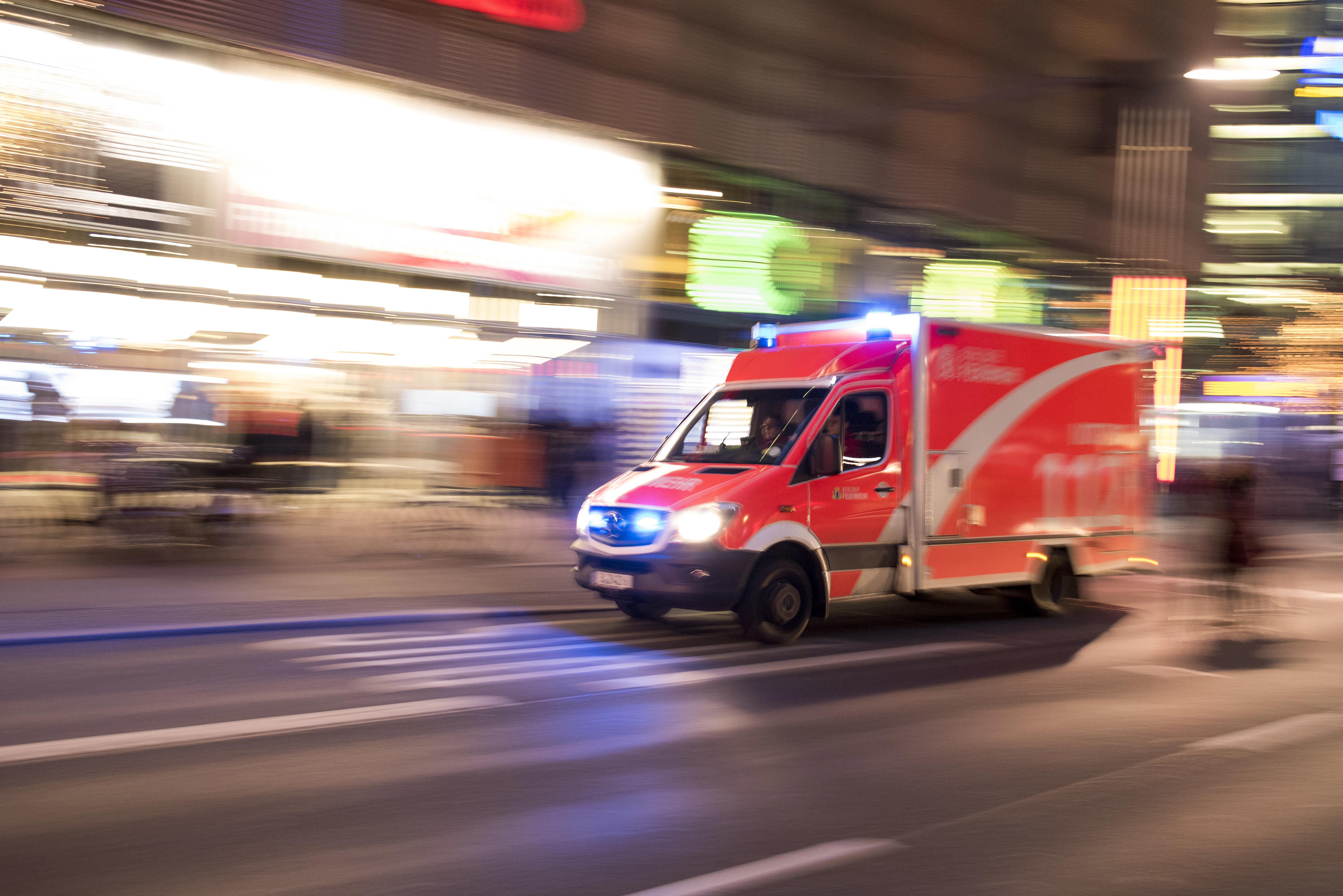 Familienstreit: Schwiegertochter mit Messer verletzt