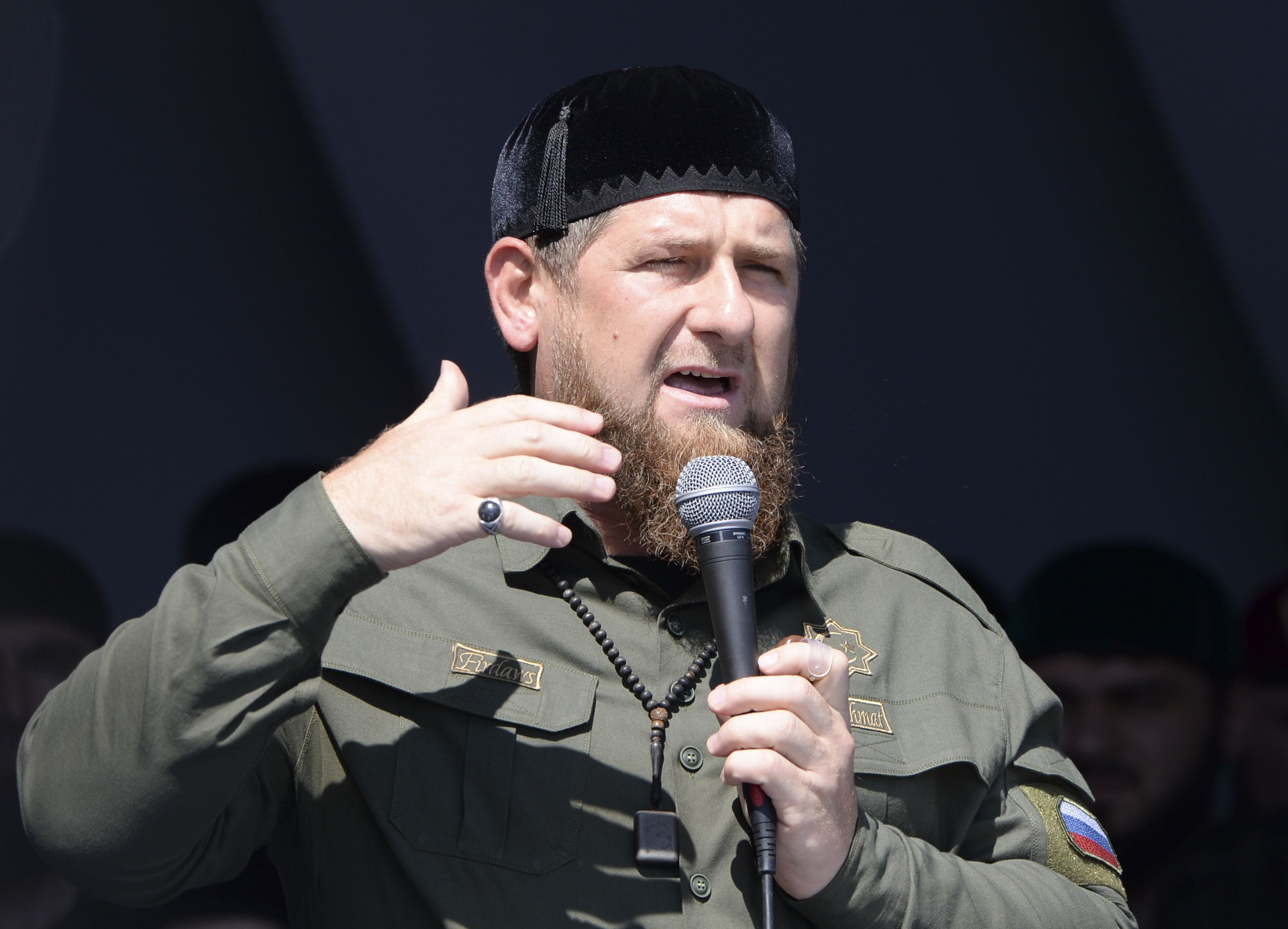 Facebook Blocks Kadyrov's Accounts Over US Sanctions