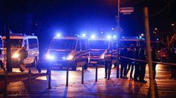 Σύλληψη 4 ανδρών υπόπτων για τρομοκρατία στην