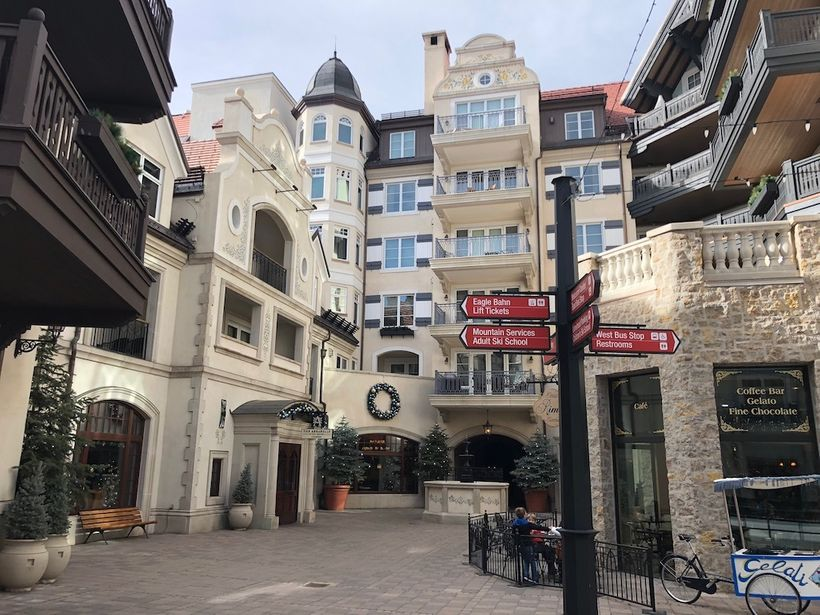 Arrabelle at Vail Square in Lionshead Village