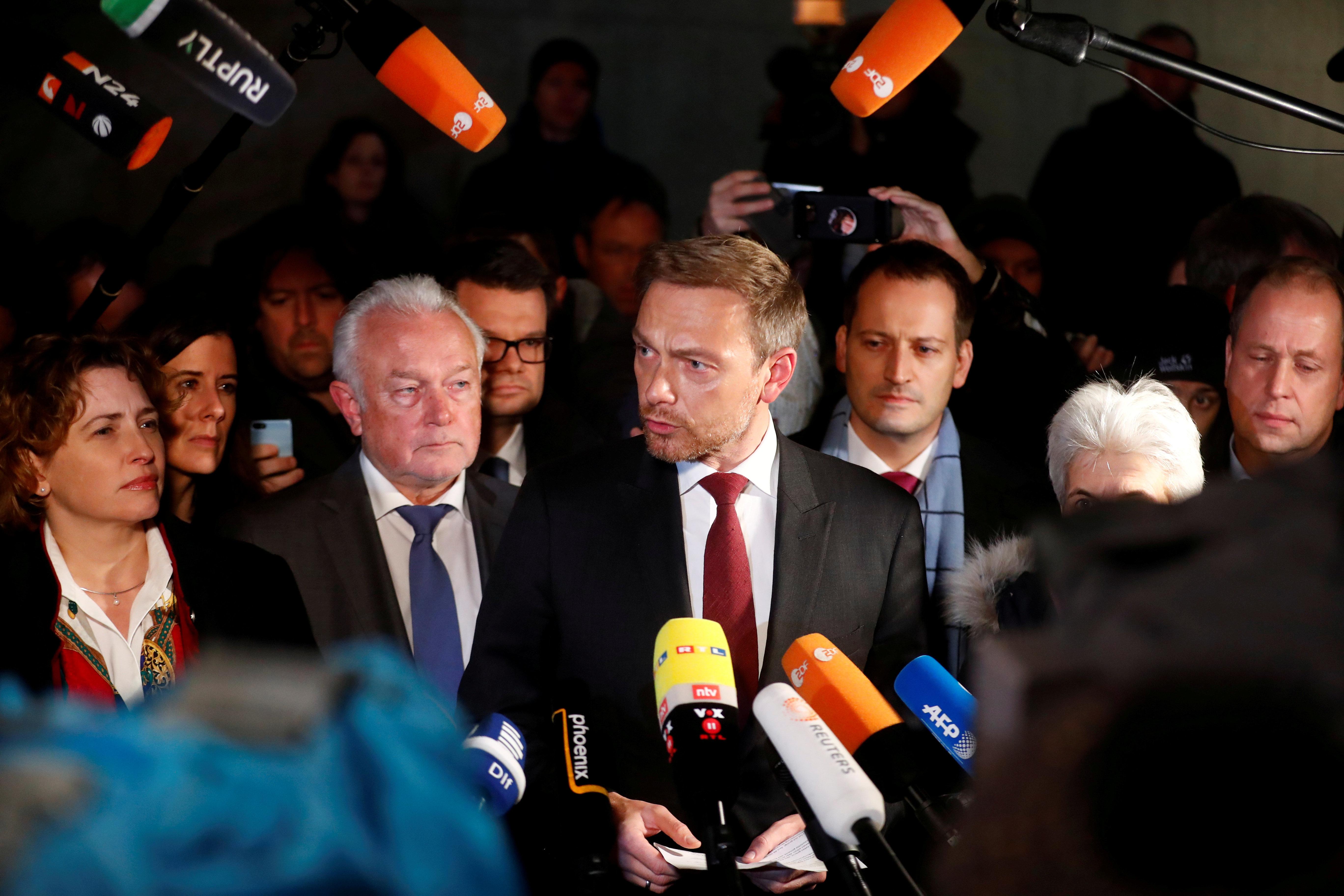 Kubicki gibt Merkel Schuld am Jamaika-Aus