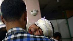 Σε εξέλιξη διακομιδή εκατοντάδων ασθενών από την Αν.Γούτα της Συρίας που τελεί υπό