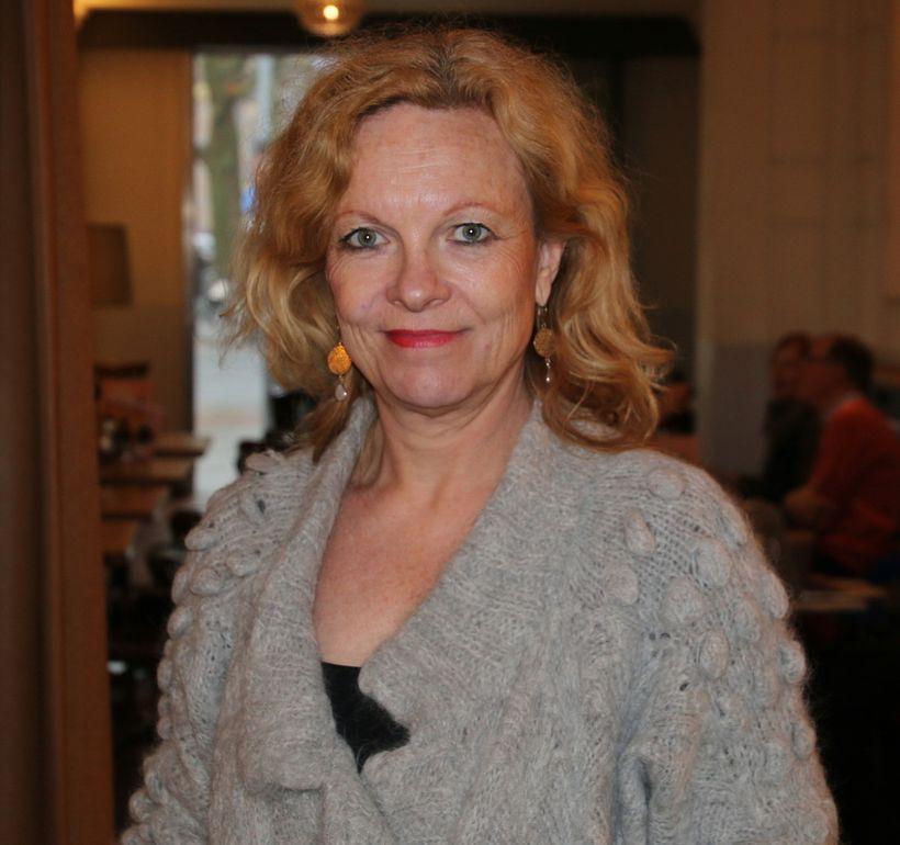 "Caroline van Dullemen: <em>""Micro pensions are a move from informal savings to smart savings""</em>."