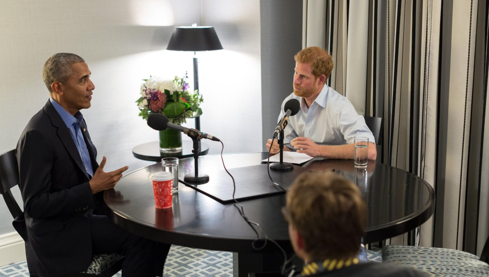 Barack Obama Makes Veiled Attack On Trump In Prince Harry