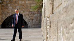 Το Ισραήλ θα δώσει το όνομα του Τραμπ σε σιδηροδρομικό σταθμό κοντά στο Τείχος των