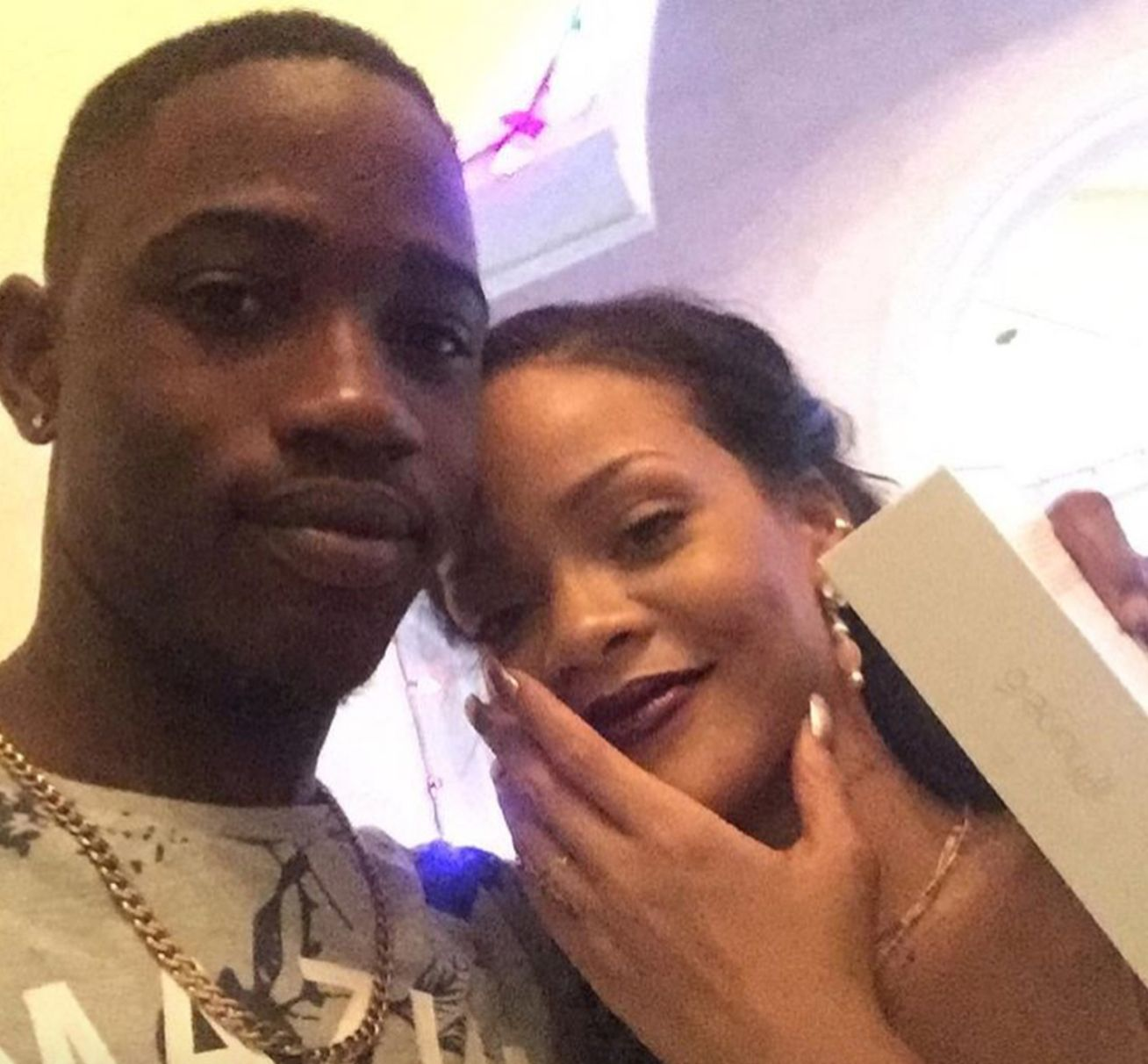 Rihanna Calls For An End To Gun Violence Following The Death Of Her Cousin