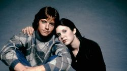 Mark Hamill Posts A Perfect Tribute To Carrie Fisher One Year After Her