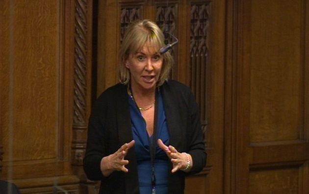 Nadine Dorries Thinks 'Left-Wing Snowflakes' Are 'Dumbing Down Panto' And People Are