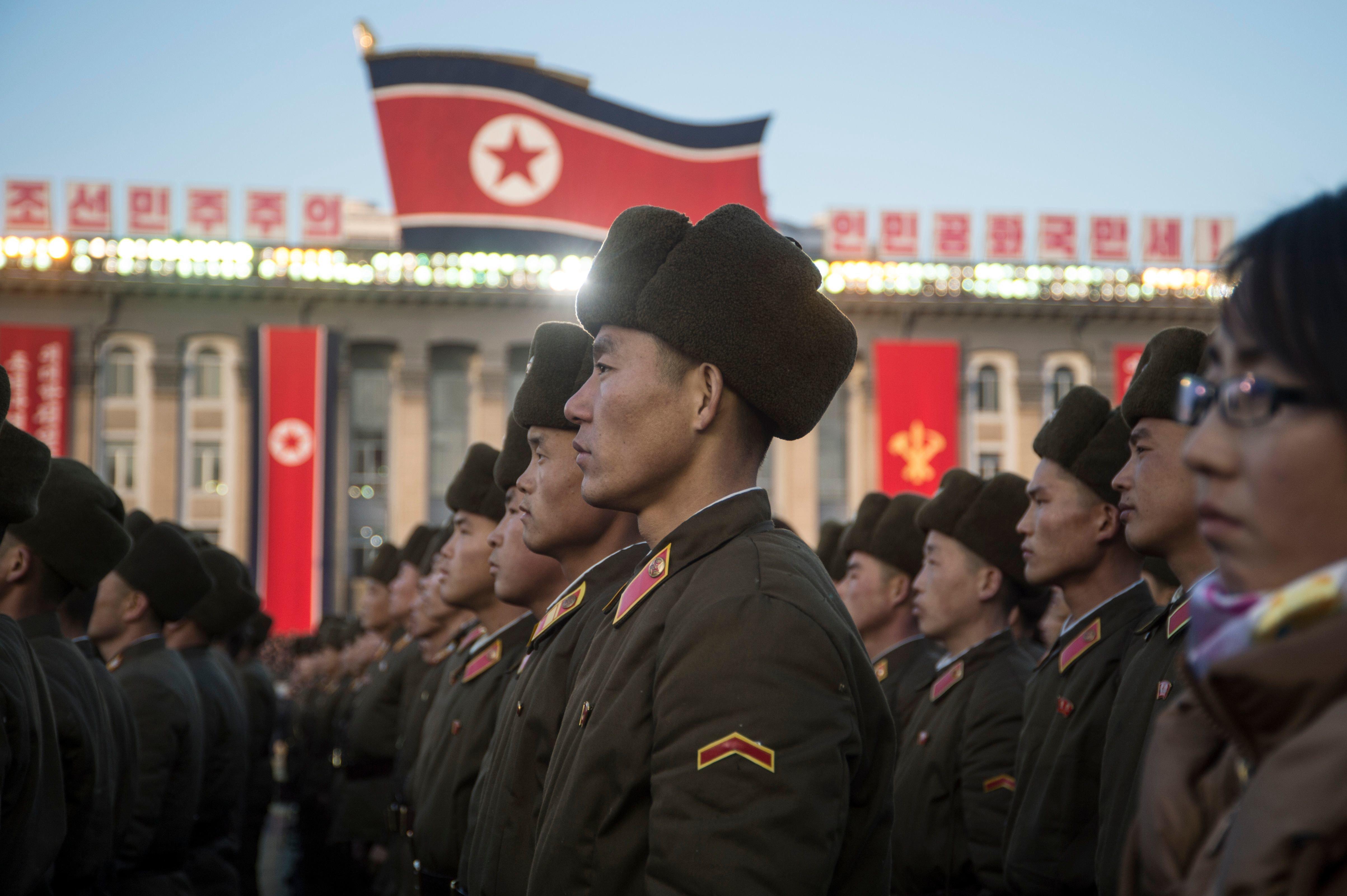 North Korean Defectors Show Signs Of Possible Radiation Exposure