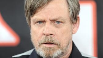 LONDON, ENGLAND - DECEMBER 13:  Mark Hamill attends the 'Star Wars: The Last Jedi' photocall at Corinthia Hotel London on December 13, 2017 in London, England.  (Photo by Dave J Hogan/Dave J Hogan/Getty Images)