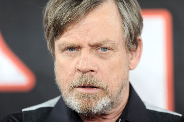"Actor Mark Hamill tweeted that he regrets expressing his ""doubts and insecurities"" about  ""Star Wars: Th"